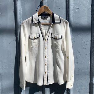 Jones NY vintage blouse